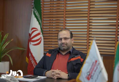 امین ابراهیمی بهعنوان مدیرعامل شرکت فولاد خوزستان معرفی شد+ سوابق