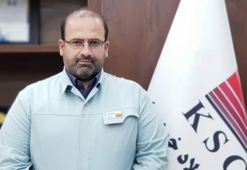 مدیرعامل شرکت فولاد خوزستان عنوان کرد: هدفگذاری سهم ۲۵ درصدی تولید فولاد در کشور