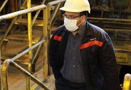 برنامههای فولاد اکسین در سال جاری/ طرحی فولادی که ۲۳ هزار شغل غیرمستقیم ایجاد میکند