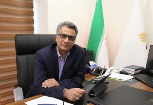 مدیرعامل جدید هلدینگ توسعه صنایع و معادن غدیر معرفی شد