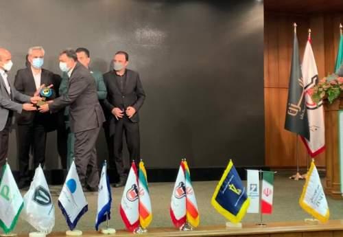 در اولین کنفرانس بین المللی برند سبز رخ داد: ذوب آهن اصفهان برنده تندیس طلایی و گواهینامه برند سبز شد