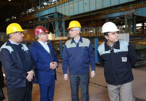 سبد جدید تولیدات ذوب آهن اصفهان