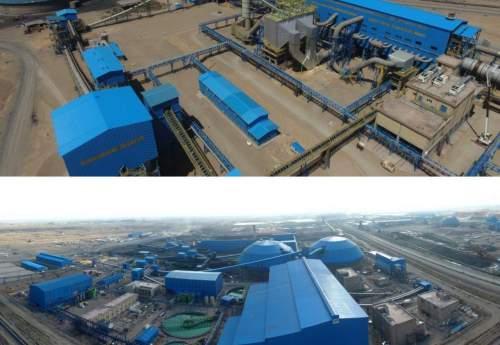 دو کارخانه فرآوری سنگ آهن در سنگان آماده افتتاح شدند