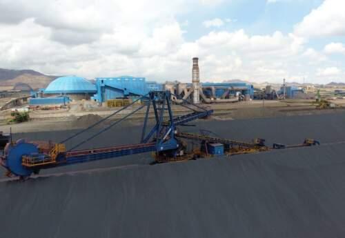 امرایی ، مدیرعامل فولاد سنگان / فولاد سنگان رشد ۶۵ درصدی تولید گندله در سه ماه ابتدایی سال جاری را محقق ساخت