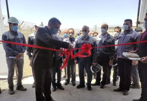 پروژه تصفیه پساب صنعتی فولاد غرب آسیا به بهرهبرداری رسید