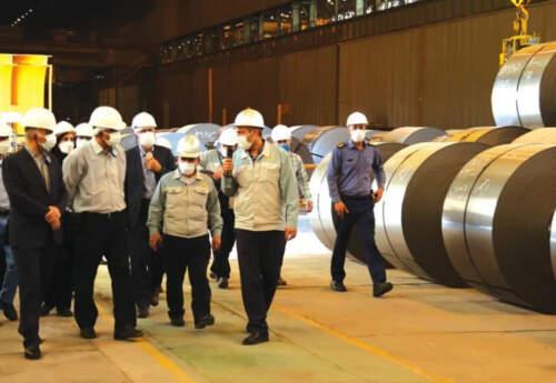 شرکت گاز خواهان محدودیت تأمین گاز فولاد مبارکه نیست