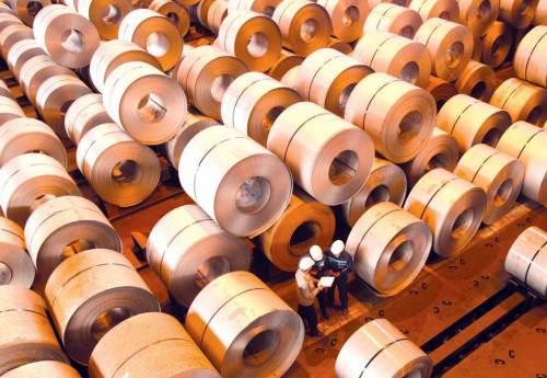 رشد ۷۰ درصدی صادرات فولاد ایران