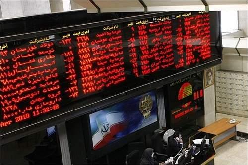 شرکت های فولادی در میان برترین های بورس تهران در پاییز ۹۶