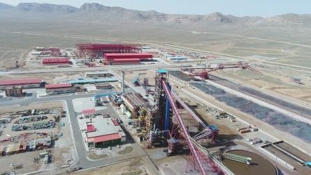 تولید بیش از ۶۲ هزار تن آهن اسفنجی در فولاد سفید دشت