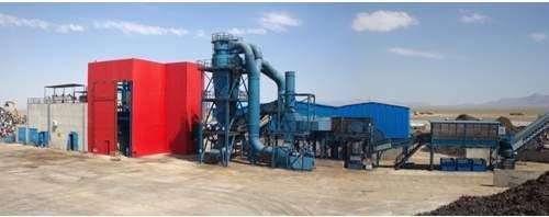 شردر صنعتی جایگزین فرایندهای سنتی بازیافت قراضه آهن شود