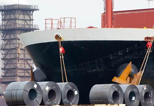 رشد قابل توجه واردات فولاد کره جنوبی