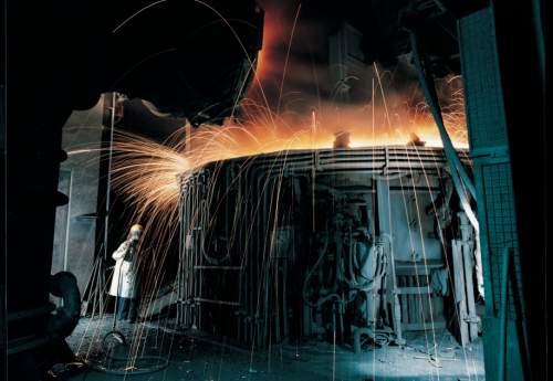 بازار فولاد جهان در ماه نوامبر