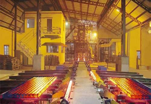 صنعت فولاد هند چشم به صادرات دوخته است