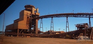 تست گرم کارخانه گندله سازی نورد فولاد یزد به زودی انجام می شود