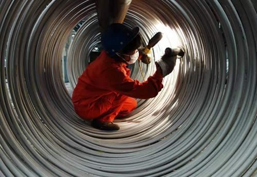 دلیل کاهش قیمت مقاطع فولادی چیست؟