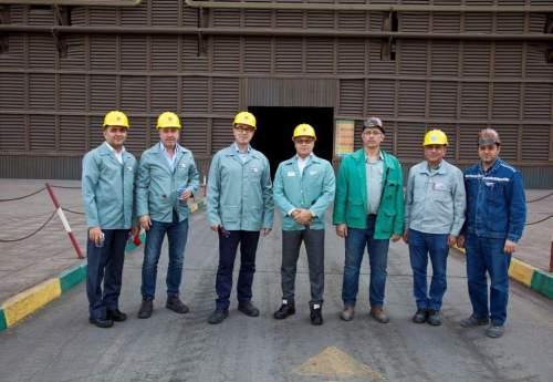اعلام آمادگی هیئت های اروپایی ها برای همکاری با فولاد خوزستان