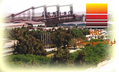 تغییر اهداف صادراتی فولاد خوزستان برای سال جاری
