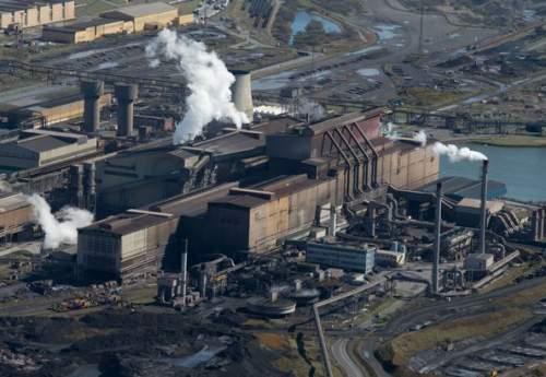 نوسازی در بزرگ ترین کارخانه فولاد لهستان برای کنترل گازهای گلخانه ای
