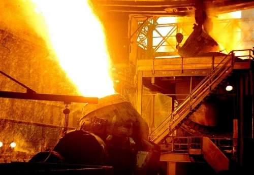 سبا در ۶ ماهه اول سال بیش از ۵۸۱ هزار تن آهن اسفنجی تولید کرد/ رشد ۳۰ درصدی در تولید فولاد خام فولاد هرمزگان