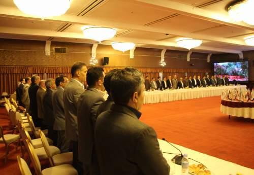 گزارش تصویری از مجمع انجمن تولید کنندگان فولاد