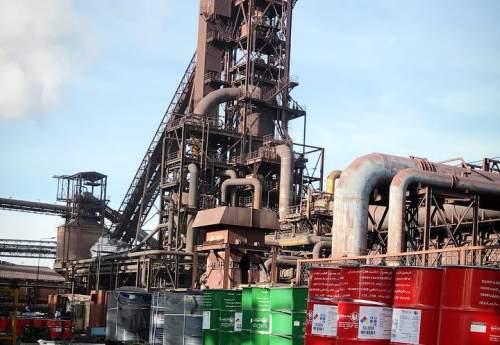 شارژ چهارمین ریفرمر مجتمع فولاد مبارکه با کاتالیست های نفت و گاز سرو