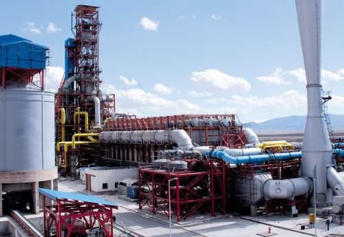 تولید آهن اسفنجی در فولاد سپیددشت رکورد زد