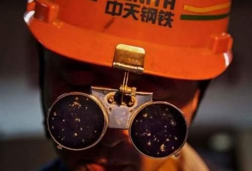 تولید روزانه فولاد خام چین ۲.۰۷ میلیون تن ثبت شد
