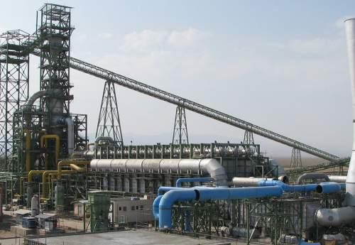 تولید نخستین محصول در فولاد سبزوار با بهره گیری از کاتالیست های شرکت خوارزمی