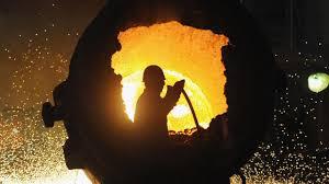 تولید فولاد اتحادیه اروپا به ۱۰۷ میلیون و ۹۱۶ هزار تن رسید