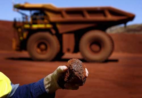 بهبود خرید و افزایش بهای شمش دلیلی بر رشد قیمت سنگ آهن