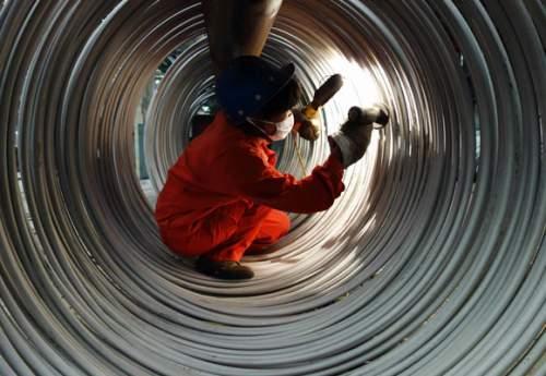 تاثیر سیاست های چین بر بازار فولاد و سنگ آهن در سال ۲۰۱۷