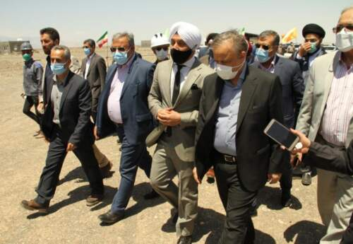 تولید ۱۰۰ هزار تن آهن اسفنجی در شرکت تعاونی فولاد کویر اردستان/ سرمایه گذاری ۷ هزار میلیارد ریالی بخش خصوصی