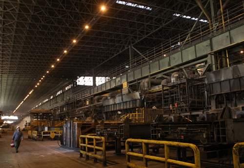 ارتقای کیفی محصولات فولاد مبارکه در سالی که گذشت