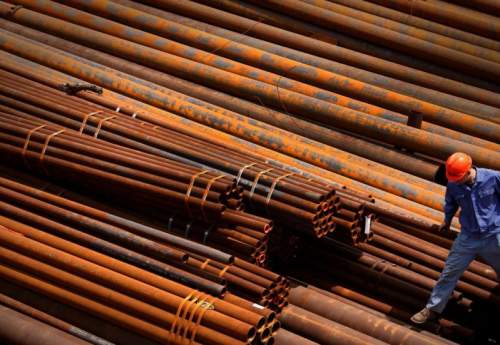 برنامه کاهش ظرفیت تولید فولاد چین شتاب می گیرد