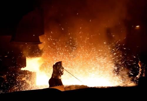 ۴.۱ میلیون تن فولاد در پنج ماهه نخست امسال تولید شد