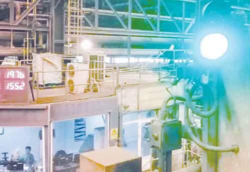 ثبت رکورد روزانه در فولاد سبا